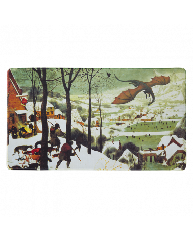 Playmat - 'Hunters in the Snow'