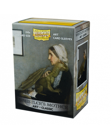 DS100 Classic Art - 'Whistlers Mother'