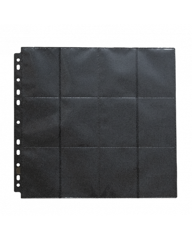 24-Pocket Pages - Sideloaded - Clear front