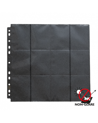 24-Pocket Pages - Sideloaded - Non-glare front